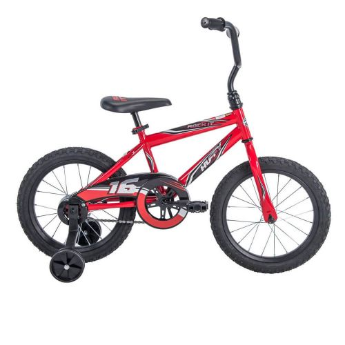 "BICICLETA HUFFY 16"" ROCK IT ROJA"